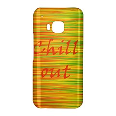 Chill out HTC One M9 Hardshell Case
