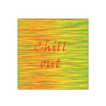 Chill out Satin Bandana Scarf Front