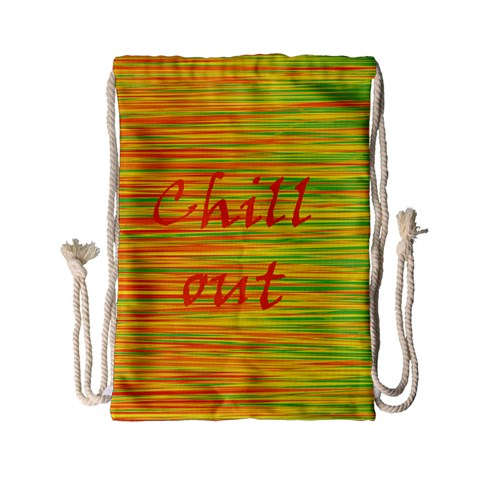 Chill out Drawstring Bag (Small)