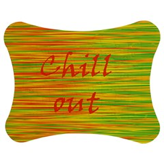 Chill Out Jigsaw Puzzle Photo Stand (bow)
