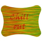 Chill out Jigsaw Puzzle Photo Stand (Bow) Front