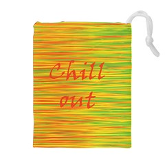 Chill Out Drawstring Pouches (extra Large)