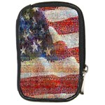 Grunge United State Of Art Flag Compact Camera Cases Front