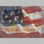 Grunge United State Of Art Flag Deluxe Canvas 18  x 12   18  x 12  x 1.5  Stretched Canvas