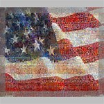 Grunge United State Of Art Flag Deluxe Canvas 24  x 20   24  x 20  x 1.5  Stretched Canvas
