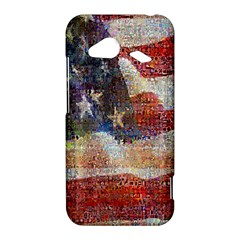 Grunge United State Of Art Flag HTC Droid Incredible 4G LTE Hardshell Case