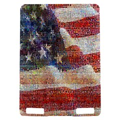 Grunge United State Of Art Flag Kindle Touch 3G