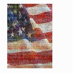 Grunge United State Of Art Flag Large Garden Flag (Two Sides)