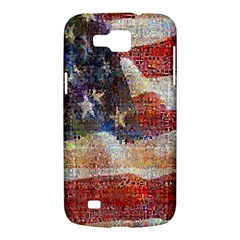 Grunge United State Of Art Flag Samsung Galaxy Premier I9260 Hardshell Case