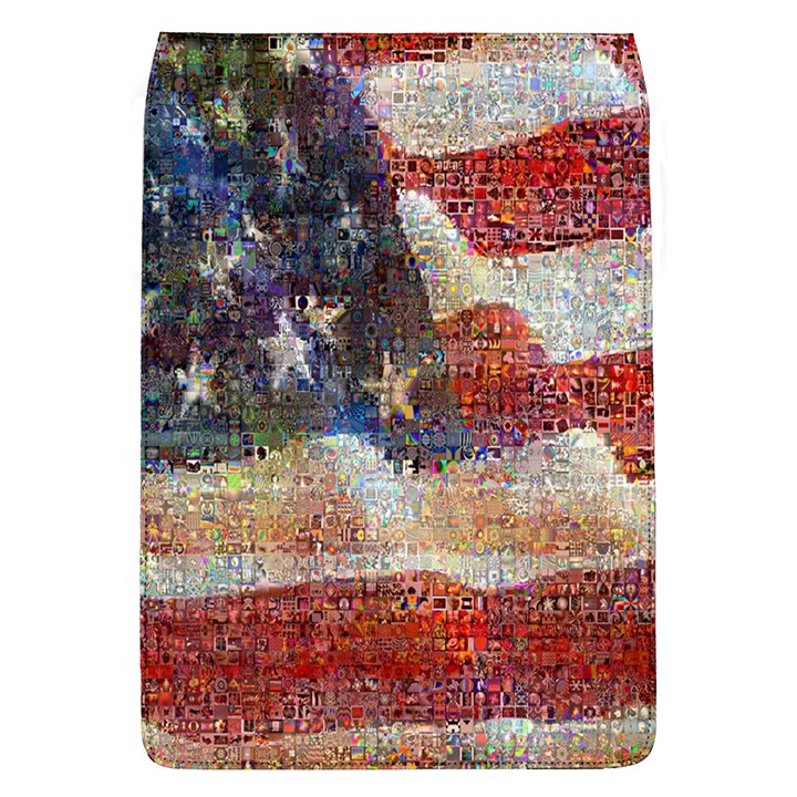 Grunge United State Of Art Flag Flap Covers (L)