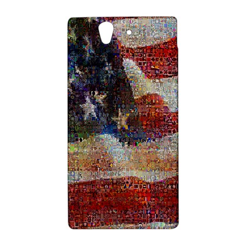 Grunge United State Of Art Flag Sony Xperia Z