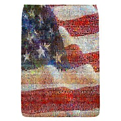 Grunge United State Of Art Flag Flap Covers (S)