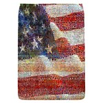 Grunge United State Of Art Flag Flap Covers (S)  Front