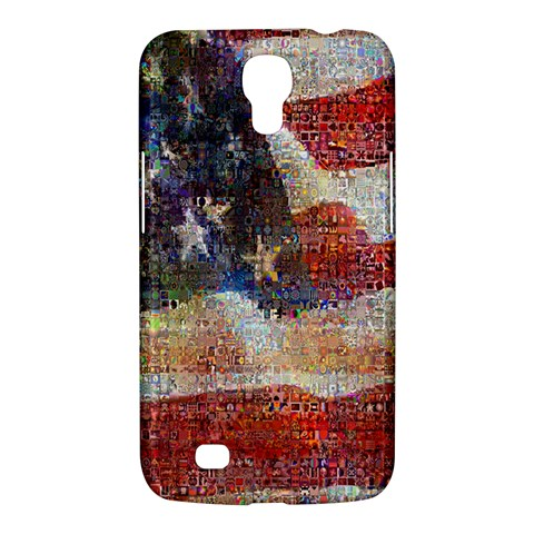 Grunge United State Of Art Flag Samsung Galaxy Mega 6.3  I9200 Hardshell Case