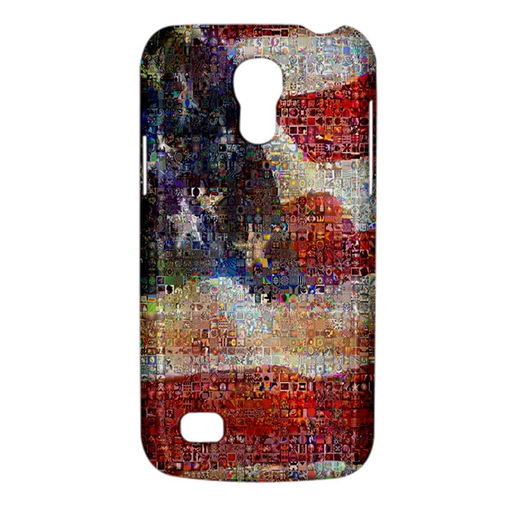 Grunge United State Of Art Flag Galaxy S4 Mini