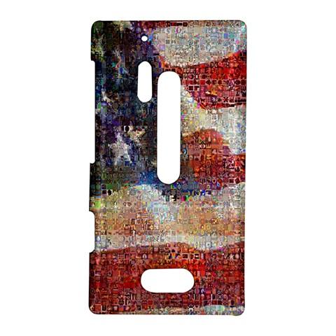 Grunge United State Of Art Flag Nokia Lumia 928