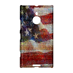 Grunge United State Of Art Flag Nokia Lumia 1520