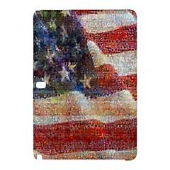 Grunge United State Of Art Flag Samsung Galaxy Tab Pro 12.2 Hardshell Case