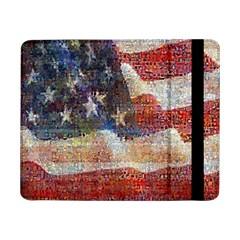 Grunge United State Of Art Flag Samsung Galaxy Tab Pro 8.4  Flip Case