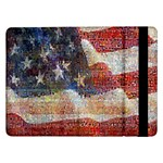 Grunge United State Of Art Flag Samsung Galaxy Tab Pro 12.2  Flip Case Front