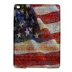 Grunge United State Of Art Flag iPad Air 2 Hardshell Cases