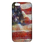Grunge United State Of Art Flag iPhone 6/6S TPU Case Front