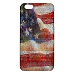 Grunge United State Of Art Flag iPhone 6 Plus/6S Plus TPU Case Front