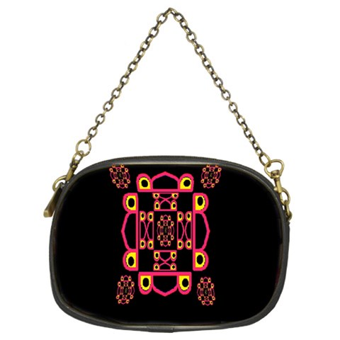 LETTER R Chain Purses (Two Sides)