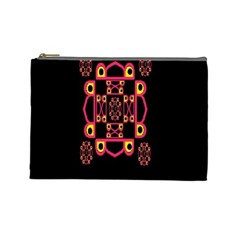 LETTER R Cosmetic Bag (Large)