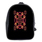 LETTER R School Bags(Large)  Front