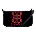 LETTER R Shoulder Clutch Bags Front