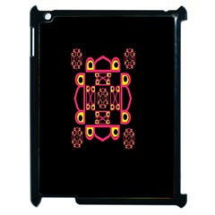 LETTER R Apple iPad 2 Case (Black)