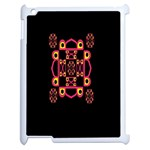 LETTER R Apple iPad 2 Case (White) Front