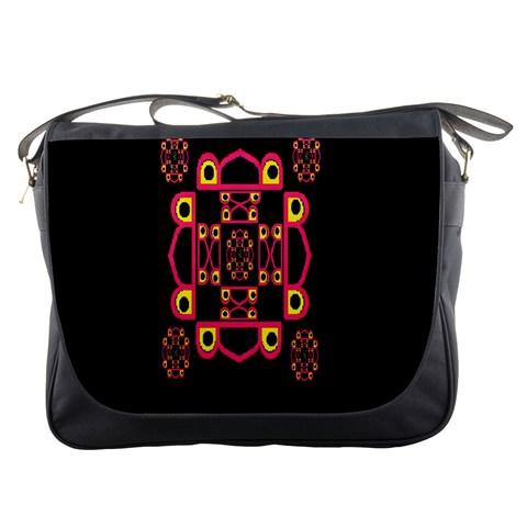 LETTER R Messenger Bags