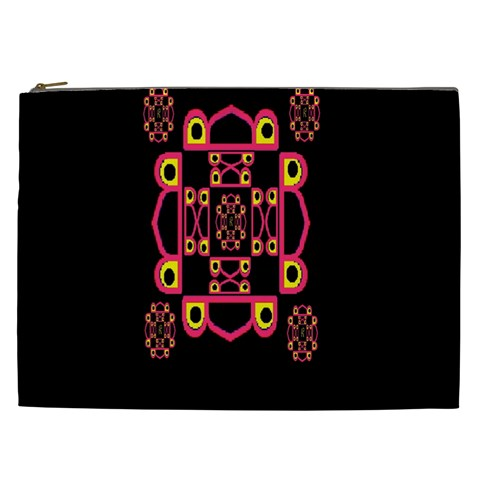 LETTER R Cosmetic Bag (XXL)