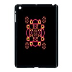 LETTER R Apple iPad Mini Case (Black) Front