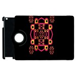 LETTER R Apple iPad 3/4 Flip 360 Case Front