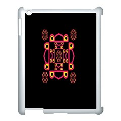 LETTER R Apple iPad 3/4 Case (White)