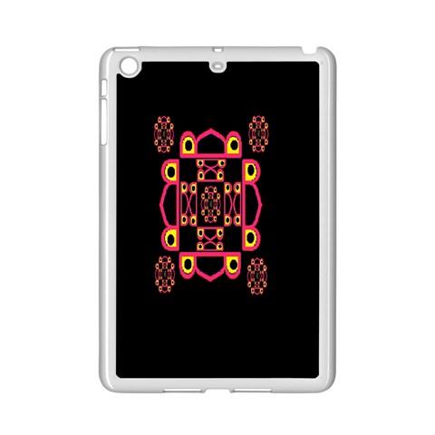 LETTER R iPad Mini 2 Enamel Coated Cases