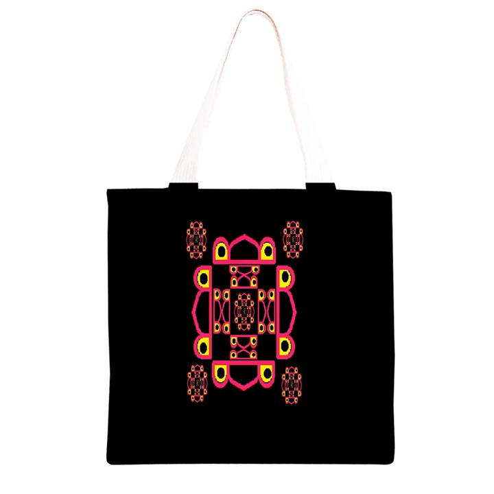 LETTER R Grocery Light Tote Bag