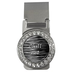 Black an white  Chill out  Money Clips (CZ)