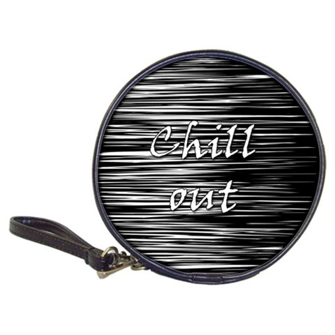 Black an white  Chill out  Classic 20-CD Wallets