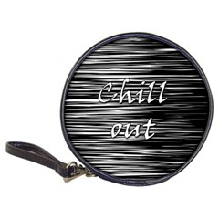 Black An White  chill Out  Classic 20 Cd Wallets