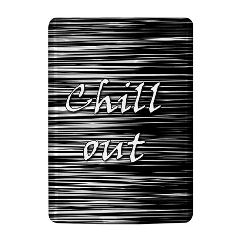 Black an white  Chill out  Kindle 4