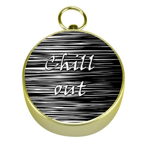 Black an white  Chill out  Gold Compasses