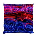 Lights Abstract Curves Long Exposure Standard Cushion Case (One Side) Front