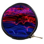 Lights Abstract Curves Long Exposure Mini Makeup Bags Front