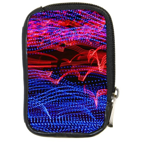 Lights Abstract Curves Long Exposure Compact Camera Cases