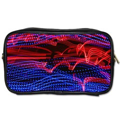 Lights Abstract Curves Long Exposure Toiletries Bags 2-Side