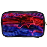 Lights Abstract Curves Long Exposure Toiletries Bags 2-Side Front
